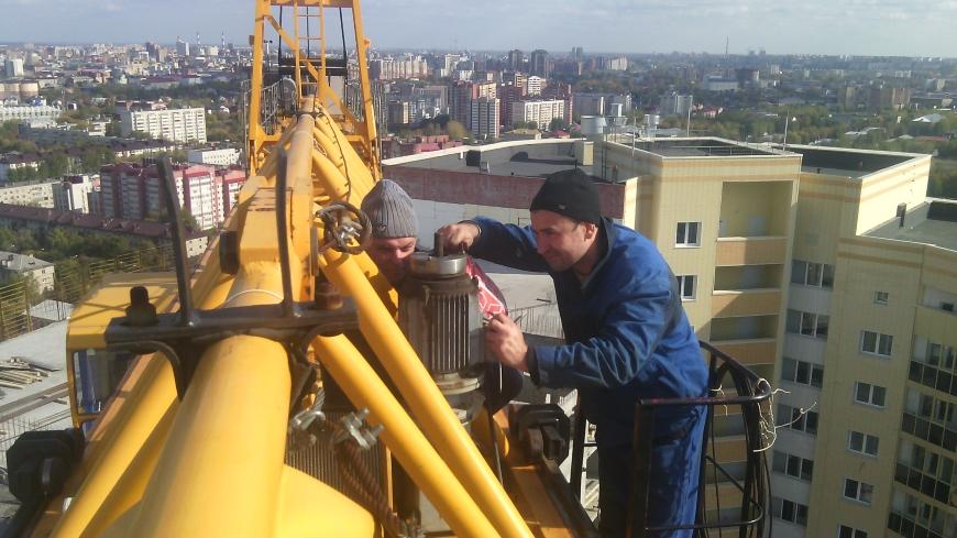 ремонт металлоконструкций гп кранов